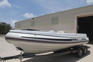 Used Novurania CL 700CL 700 Tender Boat For Sale