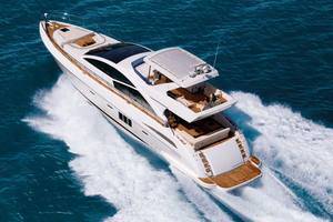 New Schaefer Yachts Schaefer 830 Motor Yacht For Sale