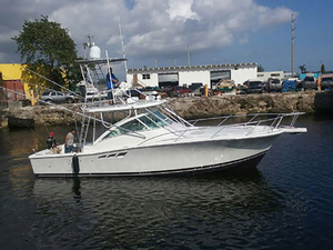 Used Luhrs Open Cruiser Boat For Sale