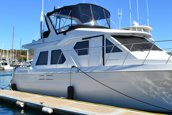 Used Navigator 46 Pilothouse Boat For Sale