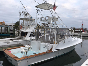 Used Blue Fin Sports Fishing Boat Sports Fishing Boat For Sale