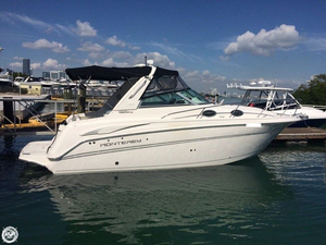Used Monterey 282 CR Express Cruiser Boat For Sale
