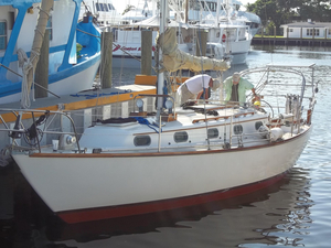 Used Cape Dory CD33 Cruiser Sailboat For Sale
