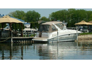 Used Larson Cabrio 330 Cruiser Boat For Sale