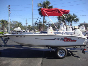 Used Carolina Skiff Boat For Sale