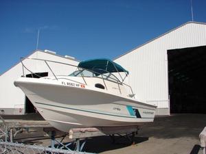 Used Aquasport 215 Explorer Cuddy Cabin Boat For Sale