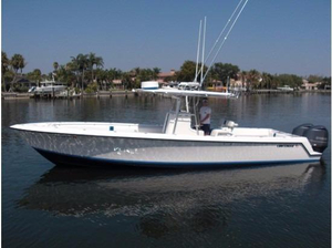 Used Contender Tournament Center Console Fishing Boat For Sale