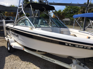 Used Mastercraft Pro Star 205 Sports Cruiser Boat For Sale