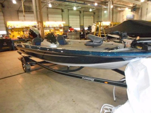 New Stratos Boats 186 Bass Boat For Sale