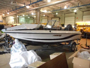 New Stratos 386XF Freshwater Fishing Boat For Sale