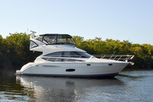 Used Meridian 391 Sedan Sports Cruiser Boat For Sale