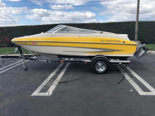 Used Glastron GX 185 Runabout Boat For Sale