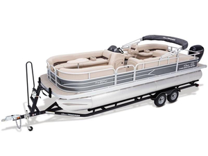 New Sun Tracker Party Barge 24 DLX Pontoon Boat For Sale