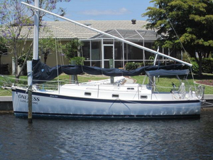 Used Nonsuch 354 Racer and Cruiser Sailboat For Sale