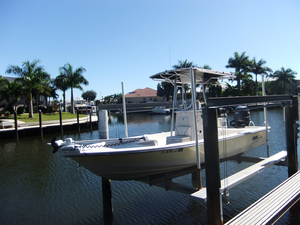 Used Pathfinder 22 Tournament CC Saltwater Fishing Boat For Sale