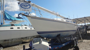 Used Catalina 27 Wing Sloop Sailboat For Sale