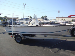 Used Key Largo 180 Center Console Fishing Boat For Sale