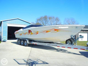 Used Formula 311 Formula SR1 High Performance Boat For Sale