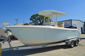 New Cobia Boats 237CC Center Console Fishing Boat For Sale
