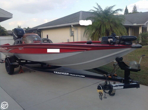 Used Tracker Pro Team 190 TX Bass Boat For Sale