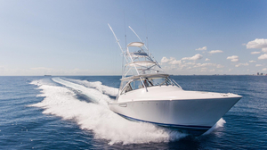 Used Viking Yachts 42 Open Sports Fishing Boat For Sale