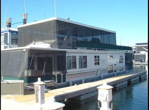 Used Stardust Cruiser 16 x 63 House Boat For Sale