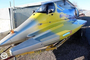 Used Seebold F1 Racer High Performance Boat For Sale