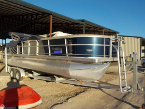 Used South Bay 525CPTR Pontoon Boat For Sale