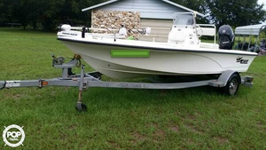 Used Mako 1801 Bay Shark Center Console Fishing Boat For Sale