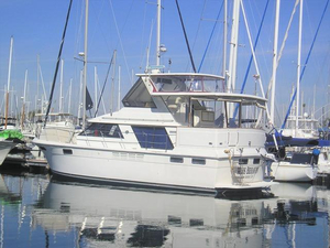 Used Carver 4207 Aft Cabin Boat For Sale
