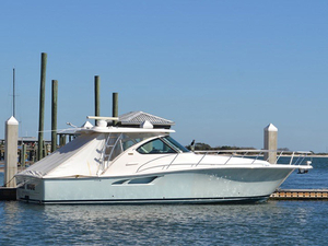 Used Tiara 3900 Open Cruiser Boat For Sale