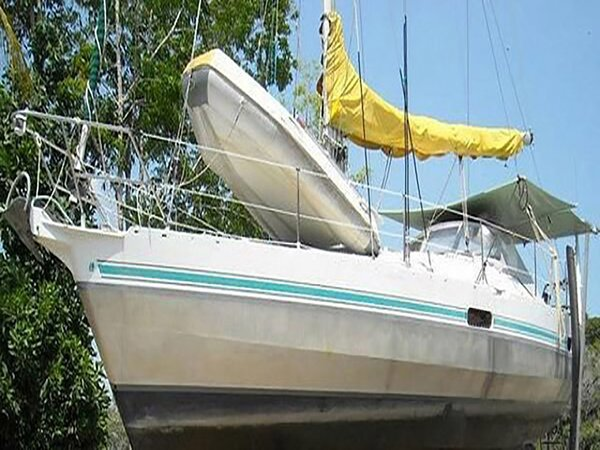 Used Alubat Sonate Ovni 39 Cruiser Sailboat For Sale