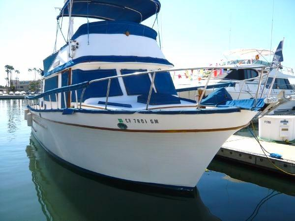 Used Pt 41 Trawler Aft Cabin Boat For Sale