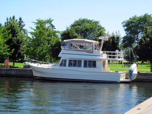 Used Mainship Expedition Trawler Boat For Sale