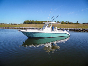 Used Everglades 275 CC Sports Fishing Boat For Sale