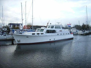 Used Feadship Ackerboom Trawler Boat For Sale