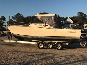 Used Albemarle 2727 Sports Fishing Boat For Sale