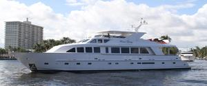 Used Hargrave Cockpit Motor Yacht Motor Yacht For Sale