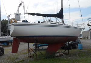 Used Catalina Tall Rig 30 Racer and Cruiser Sailboat For Sale