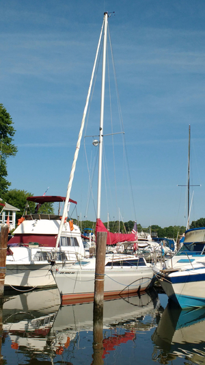Used Oday 322 Sloop Sailboat For Sale