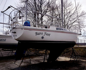 Used Catalina Tall Rig 30 Cruiser Sailboat For Sale