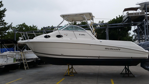 Used Wellcraft 27 Costal Saltwater Fishing Boat For Sale
