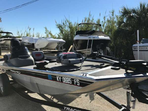 Used Bass Tracker Pro 170 Bass Boat For Sale