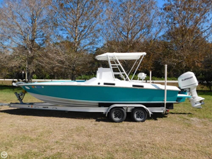 Used Monza 24 High Performance Boat For Sale