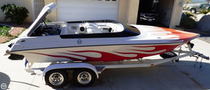 Used Lavey Craft XCS 21 High Performance Boat For Sale