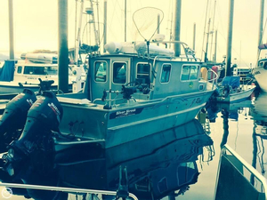 Used Silver Streak 26 Pilothouse Aluminum Fishing Boat For Sale