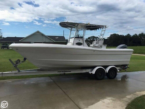 Used Triumph 235 CC Center Console Fishing Boat For Sale