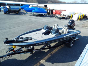 Used Triton Boats 179 TRX Bass Boat For Sale