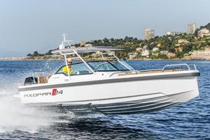 New Axopar 24 TT Cruiser Boat For Sale