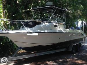 Used Angler 2500 WA Walkaround Fishing Boat For Sale